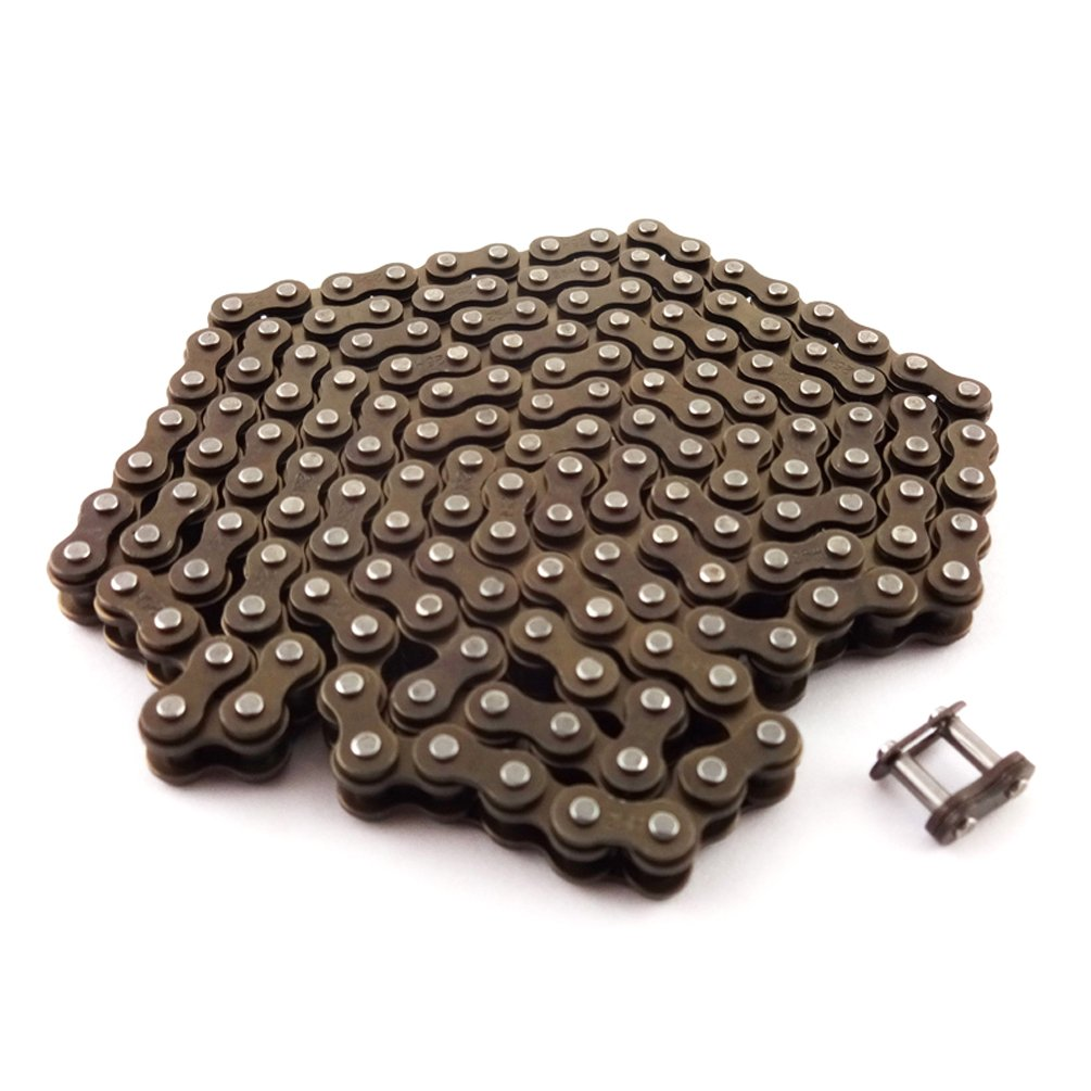 Amazon.com: XLJOY 25H 158 Links Sprocket Chain with Spare ...