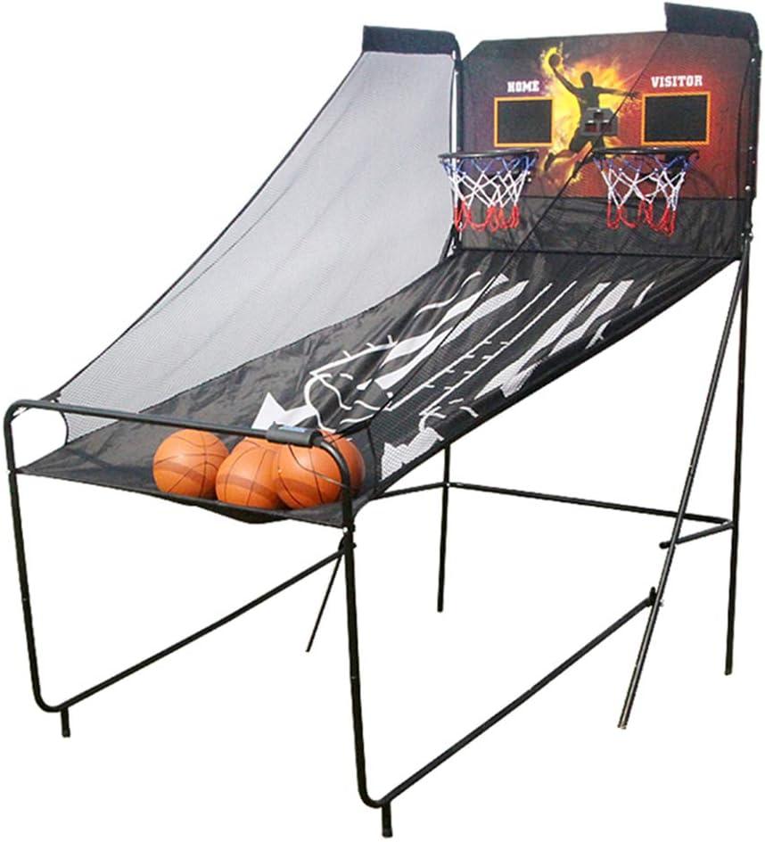 Aro de Baloncesto portátil, Juego de Arcade Soporte de Baloncesto ...