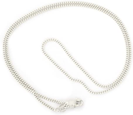 14k Classic Singapore Chain Necklace in White Gold Yellow Gold Choice of Lengths 16 18 20 24 22 and 1.5mm 1.7mm 1mm