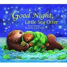 Good Night, Little Sea Otter: English