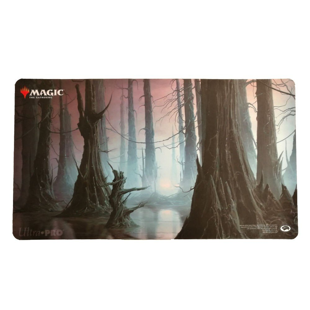 Magic: Unstable Play Mat - Swamp Ultra Pro