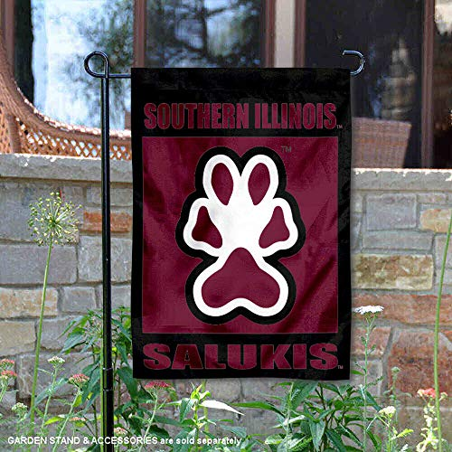 - SIU Salukies Garden Flag and Yard Banner