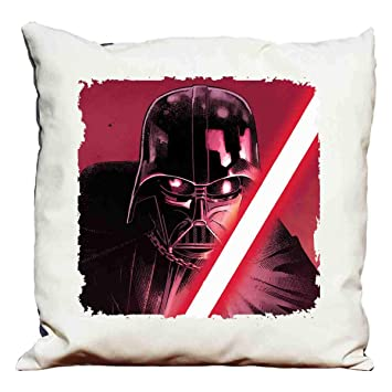 Cojín decorativo Star Wars Darth Vader: Amazon.es: Hogar