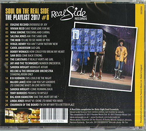 Soul on the Real Side 8