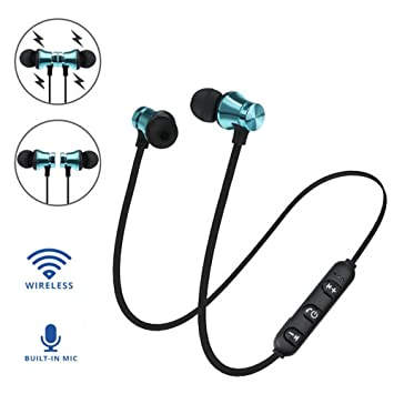 Winwintom Auriculares In-Ear con Microfono,Auriculares Deportivos ...