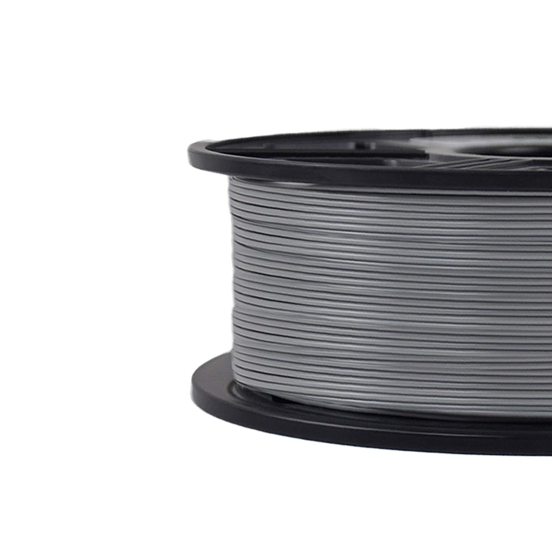 YOYI PLA 3D Printer Filament 1.75mm 1KG Spool 100/% Virgin Raw Material Aqua Blue Dimensional Accuracy +//- 0.03 mm,REACH Certificate,Eco-friendly 2.2 lbs