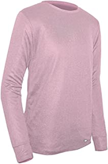 product image for Polarmax Girl's Double Base Layer Crew