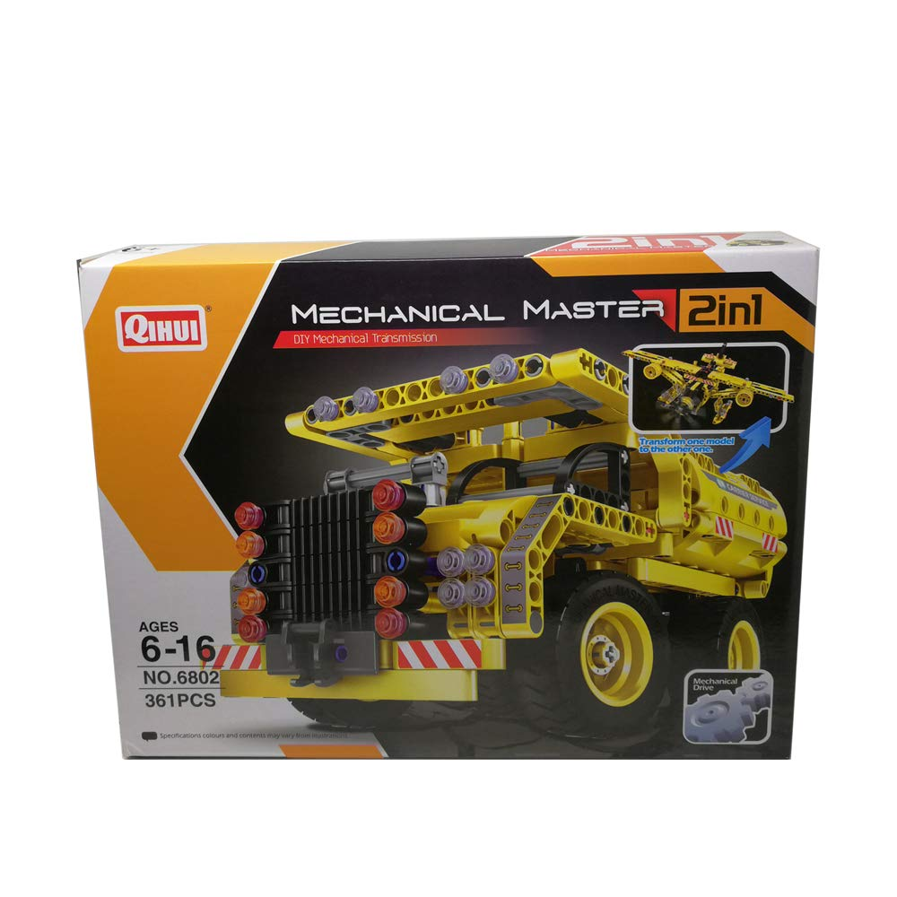 Building Toys Toys & Hobbies 8 Educational STEM Learning Sets for ...