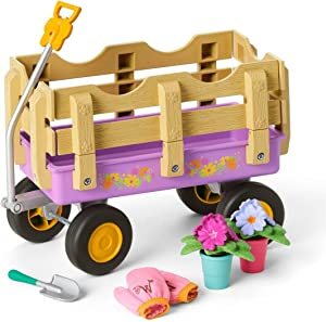 "American Girl WellieWishers WellieWishers Garden Wagon for 14.5"" Dolls"