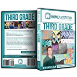 Home School Art Studio Program DVD with Lindsey Volin 3rd Grade