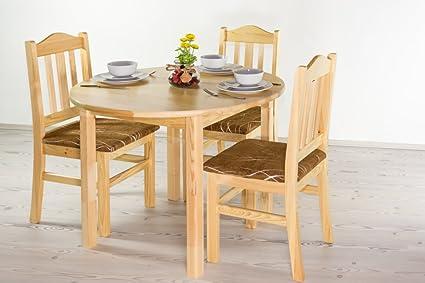 Runder Tisch 100 cm: Amazon.de: Baumarkt
