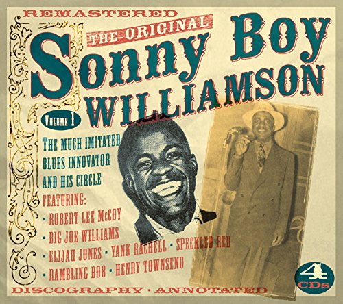 Sonny Boy Williamson - Complete Recorded Works In Chronological Order - Zortam Music