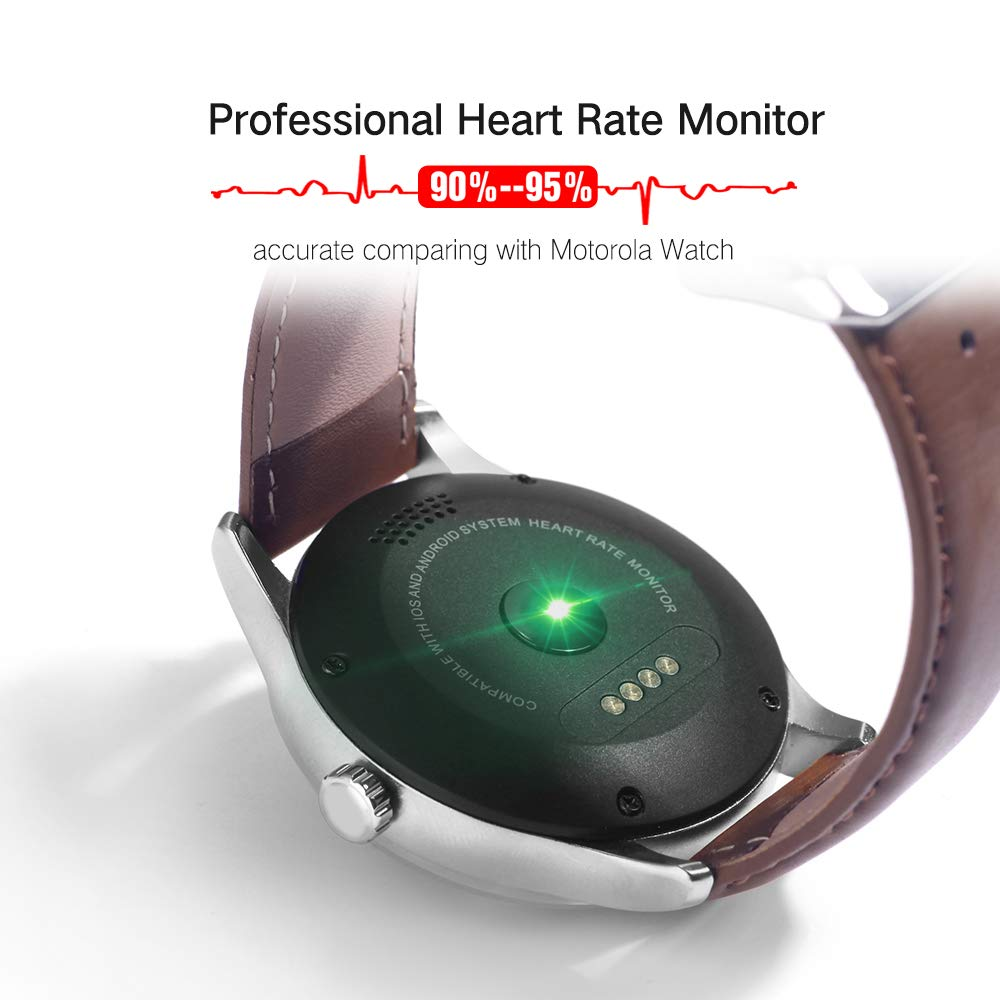 SMA 09-3 Activity Tracker Smart Watch Fitness Tracker Heart Rate Monitor Smartwatches for Men Sleeping Tracker with iPhone 5 5s 6 6s 6plus 7 7s 7plus ...
