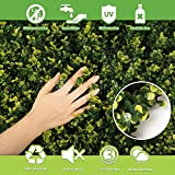 Ranka Artificial Myrtle Greenery Panels 40x40 inches