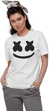 ART GALLERY MISR White Round Neck T-Shirt For Women - 2725601731617