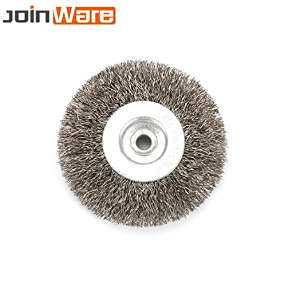Awesome Maslin 1Pc 72 250Mm Steel Flat Wire Wheel Brush For Bench Dailytribune Chair Design For Home Dailytribuneorg