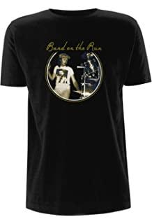 The Who Live and in Concert Roger Daltrey Official Tee T-Shirt Mens Unisex