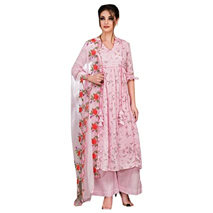 0bc8aa2eca Amazon.com: Designer Muslim Pakistani Suit Formal Printed Shalwar Kameez  Women Dress Festive Custom to Measure Eid Rakhi 2842: Home Improvement