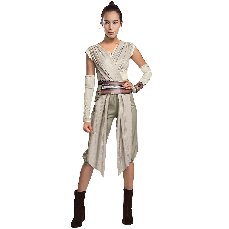 Vestimenta Star Wars Disfraz mujer Rey L 44/46 Traje chica ...