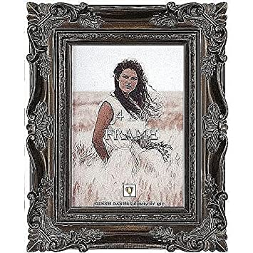Amazon.com - CARVED BRONZE-BLACK Ornate frame by Dennis Daniels ...