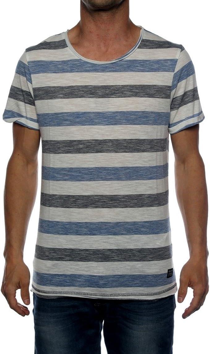Blend 20702744, Camiseta de Manga Corta para Hombre, Blanco (70005), XX-Large: Amazon.es: Ropa y accesorios