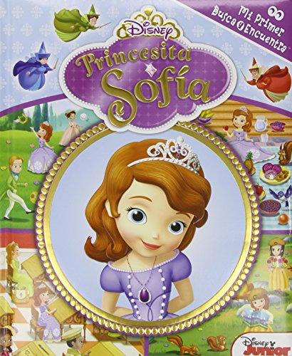 Disney Princesita Sofia - Mi Primer Busca y Encuentra - Princess Sofia First Look and FInd - PI Kids (Spanish Edition) (Uno Dos Tres Cuatro Cinco Cinco Seis)