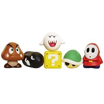 Amazon.com: Super Mario squishies (juego de 2 bolsas ...