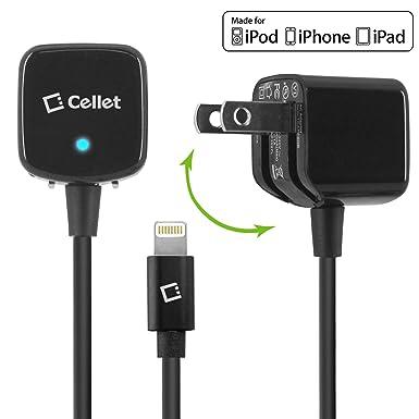 Cellet Compact - Cargador de Pared Plegable para iPod Nano ...
