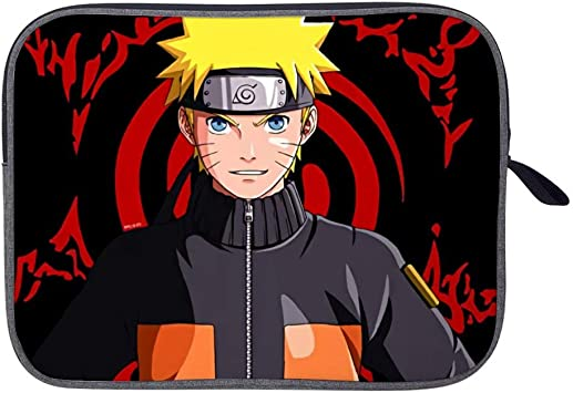 Naruto 17 inch Laptop Sleeve Bag Shock Resistant Notebook Protective Bag Carrying Case Compatible MacBook Pro//MacBook Air