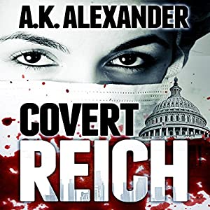 Covert Reich Audiobook