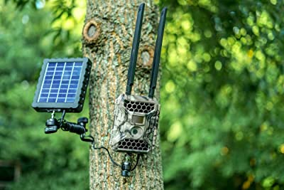 Long life battery - Snyper Commander 4G LTE Trail Camera