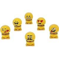 Zıp Zıp Emoji Kafalar 6 adet