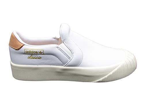 ADIDAS EVERYN SLIPON W SNEAKERS BIANCO CQ2060