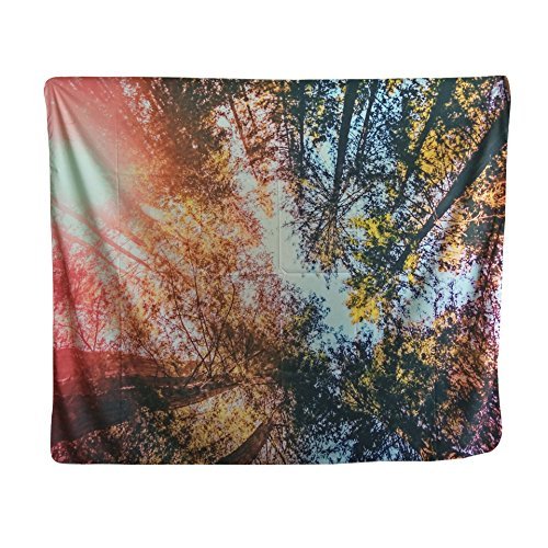 Svetanya Sunshine Tree Print Tapesty Popular Indian Wall Hanging Bohemian Tapestries 148x130cm 58x51inch