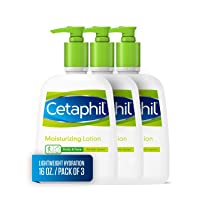 Cetaphil Moisturizing Lotion for All Skin Types, Body and Face Lotion, 16 Fl Oz...