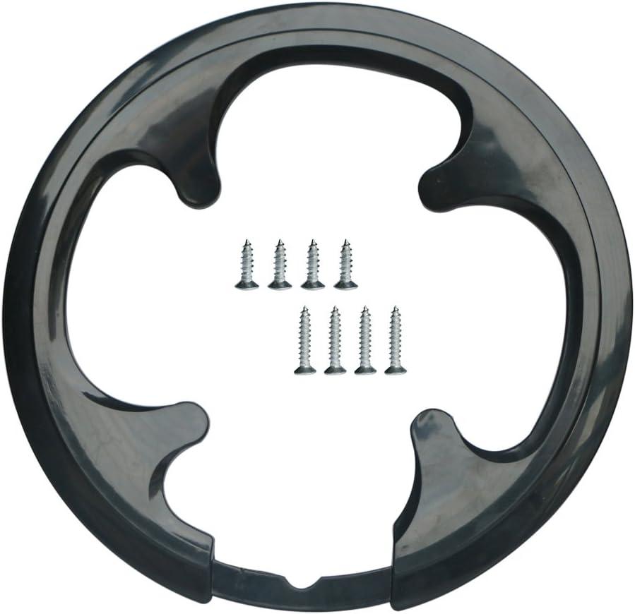 de Jiankun con 42/cambios integrados para la gu/ía de cadena Protector para cadena de 42/dientes para bicicleta de monta/ña