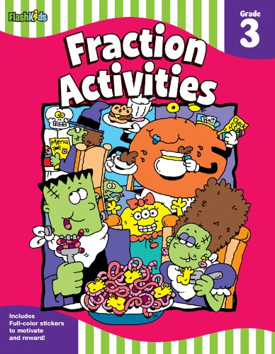 Fraction Activities: Grade 3 (Flash Skills)