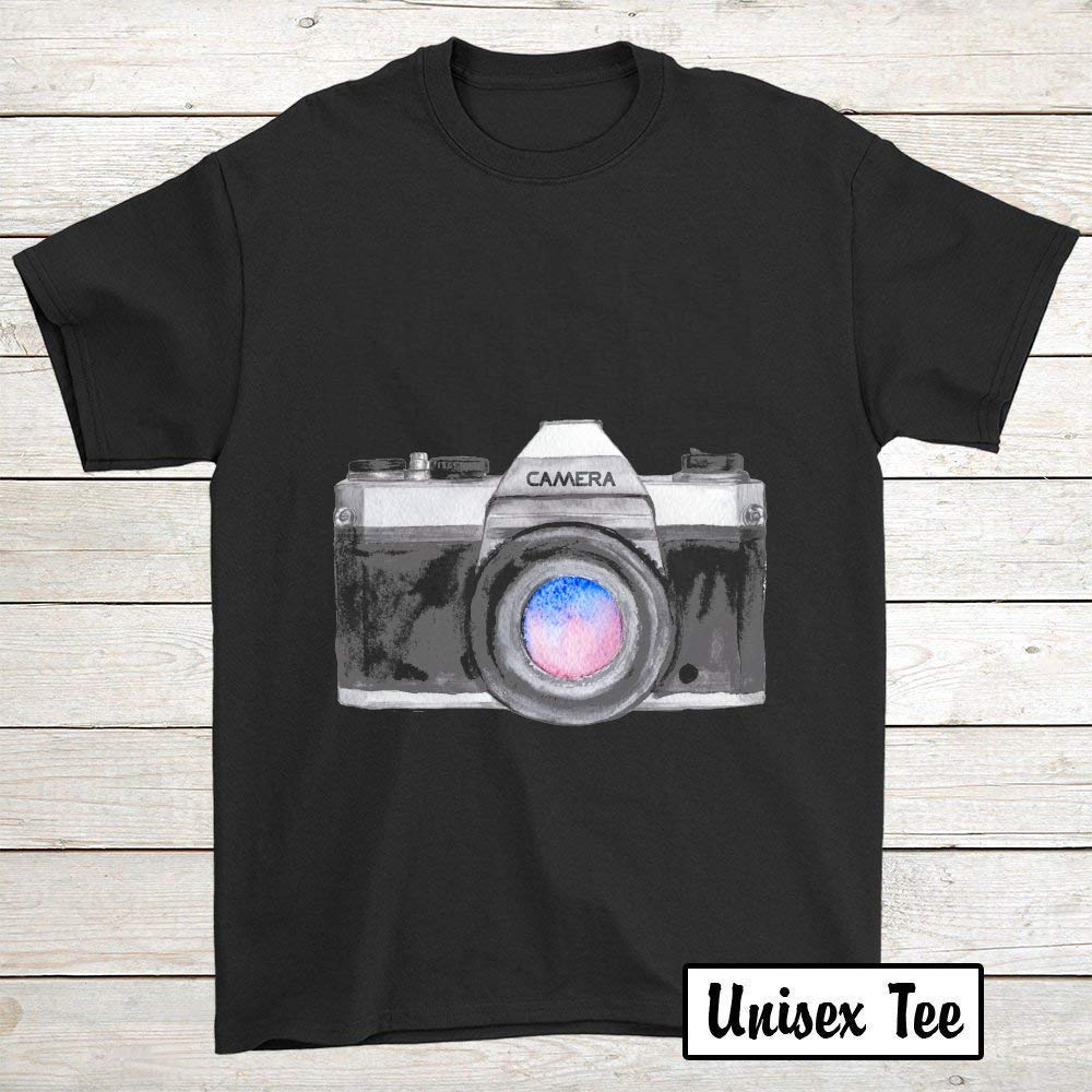 Camera T Shirt 99 Tshirt For