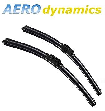 aerodynamics 650/380 aerosch Eibe Limpiaparabrisas Limpiaparabrisas Frontal Limpiaparabrisas adyf * .2 Aero: Amazon.es: Coche y moto