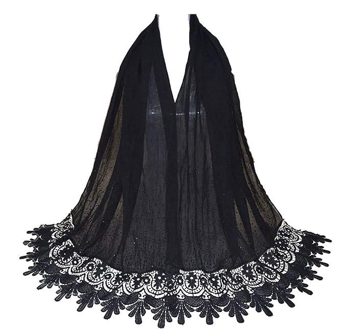 Isl/ámico Musulm/án Tapas Oraci/ón Rendir Culto Envolturas Turbante Sombrero zhxinashu Mujer Cobertura Total Cabeza Hijab