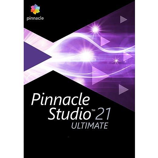Pinnacle Studio 21 Ultimate [Download] (Old Version)