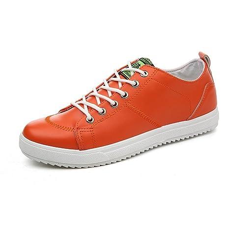 alus- primavera y verano – Pequeño Blanco Zapatos De Hombre Casual Fashion Zapatos