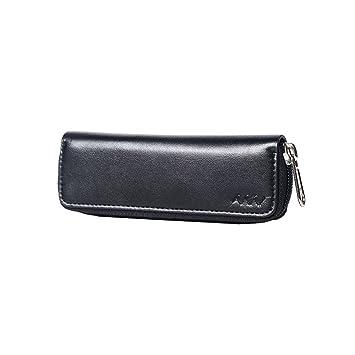 KKmoon Mini bolsa de transporte PU organizador bolsa cremallera bolsa reparación bolsa de herramientas para TS100 soldador eléctrico: Amazon.es: Bricolaje y ...