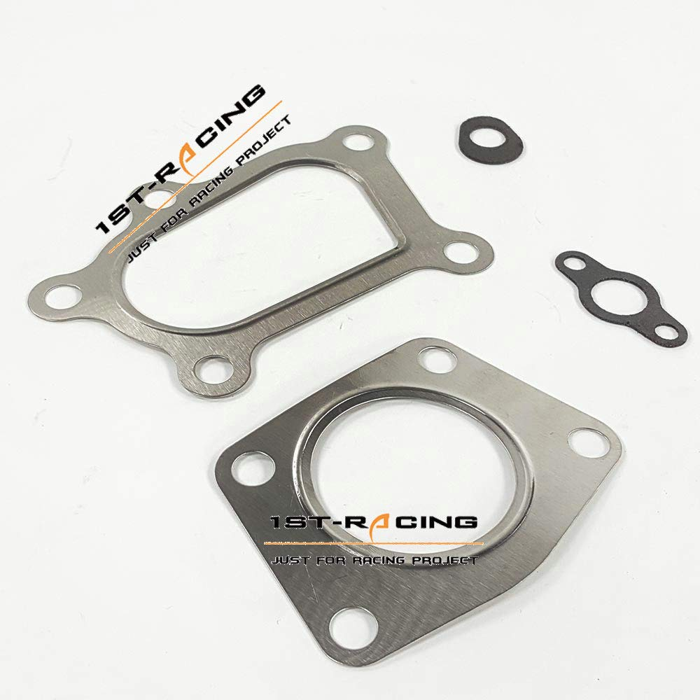 Amazon.com: K04 K0422-582 FOR Mazda CX7 Mazda 3 Mazda 6 2.3 DISI Turbo Turbocharger Gasket: Automotive