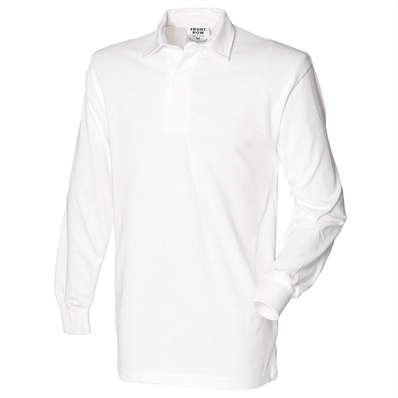 Front Row SHIRT メンズ US サイズ: X-Large カラー: ホワイト B00U2SVOIC