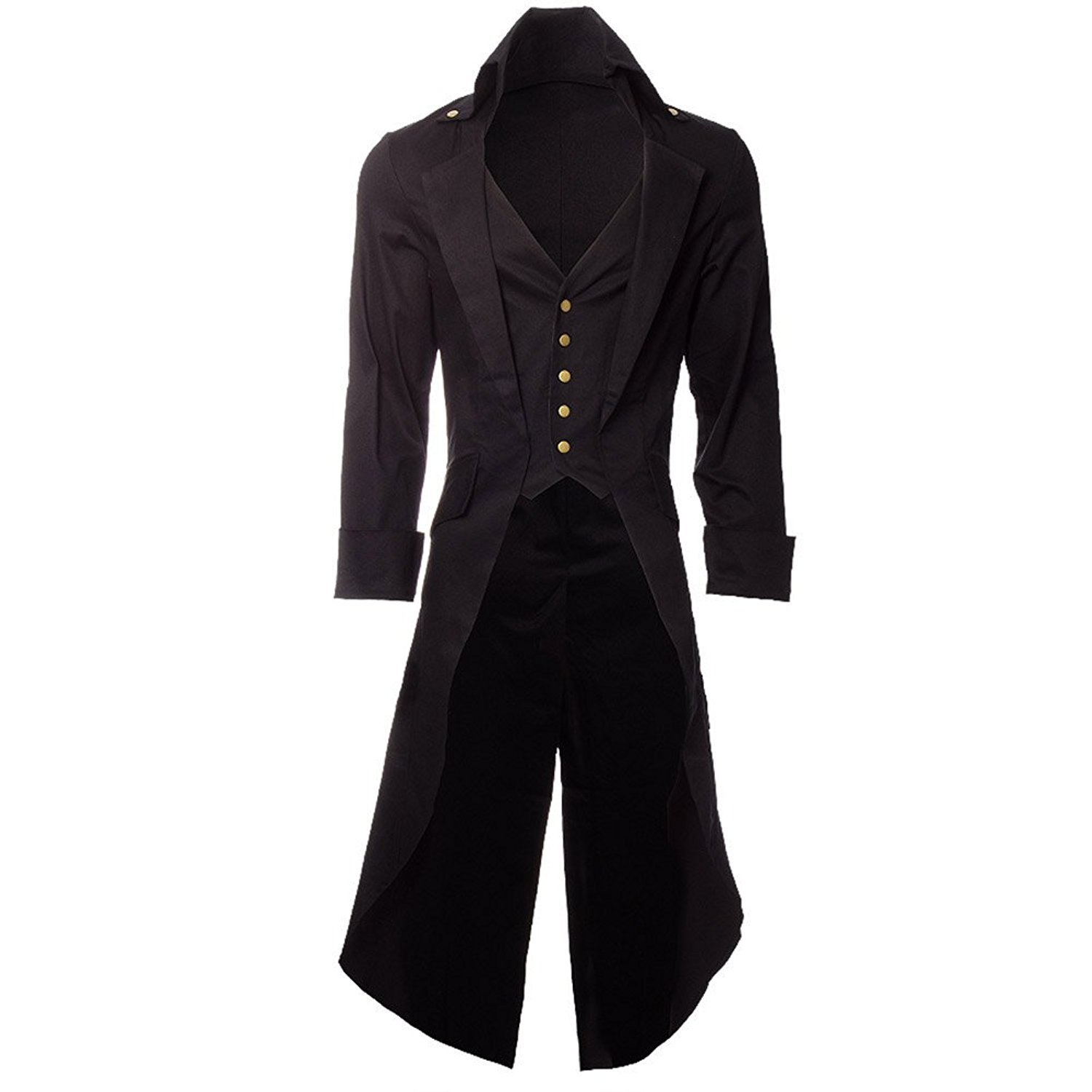 7227e1fef5b Top 10 wholesale Steampunk Trench Coat - Chinabrands.com