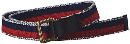 D-Ring Belt 1341-403-1928: Red