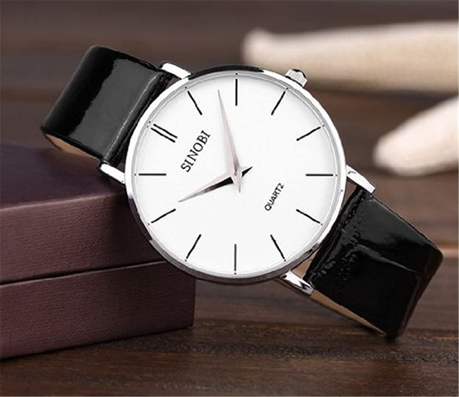 large colors slim alloy dial watches men best product sellers belt quartz women leather and watch multiple leisure wrist fashion