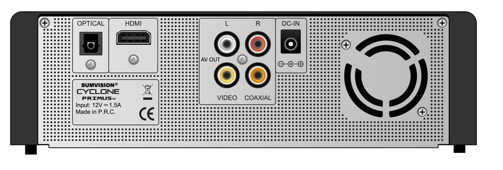 gaixample.org Media Streaming Devices Hi-Fi & Home Audio Cyclone ...