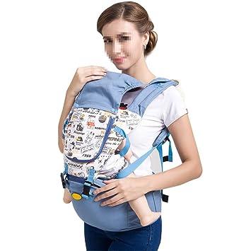 BABY CARRIER Mochila Porta Bebé ergonómica Multifuncional con ...
